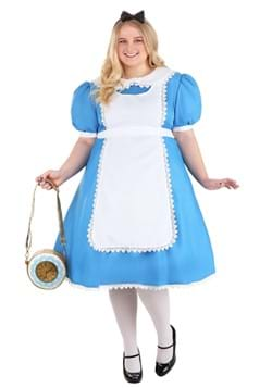 Supreme Alice Plus Size Costume