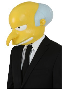 Mr. Burns Adult Mask