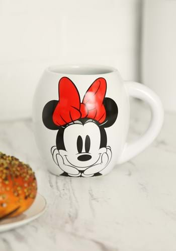 Minnie Mouse Oval Mug