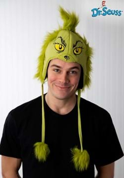 Green Grinch Character Hoodie-1