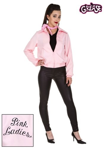 Deluxe Pink Ladies Plus Size Jacket
