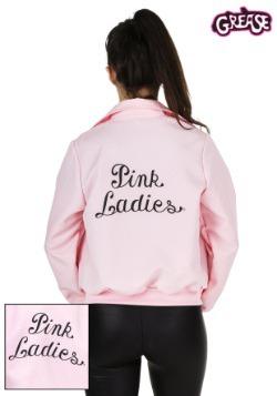 Deluxe Pink Ladies Plus Size Jacket