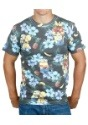 Minions Tropical Banana All Over Men's T-Shirt