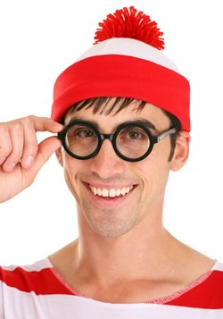 Where's Wally Costume Alt 2