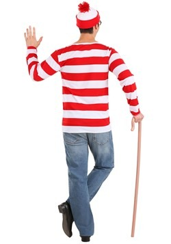 Where's Wally Costume Alt 4