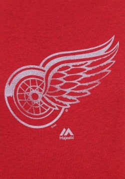 Detroit Red Wings Men's Raise the Level T-Shirt1