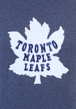 Toronto Maple Leafs Vintage Tek Patch Mens T-Shirt