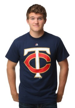Minnesota Twins Official Logo Men's T-Shirt