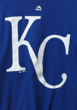 Kansas City Royals Official Logo Men's T-Shirt1