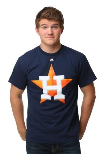 Houston Astros Official Logo Men's T-Shirt