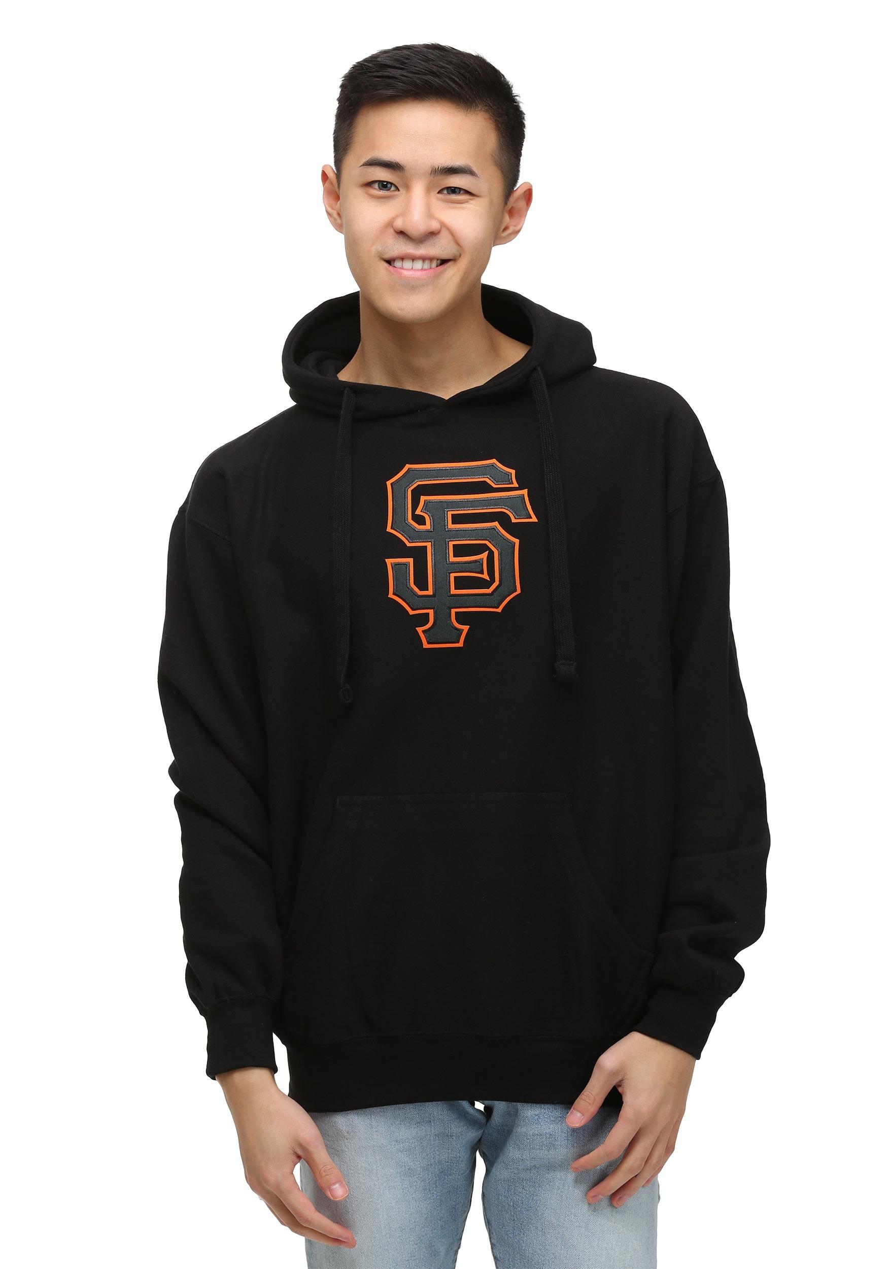 7334e963 San Francisco Giants Scoring Position Mens Hooded Sweatshirt