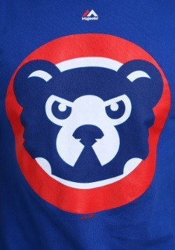 Chicago Cubs Cooperstown Logo T-Shirt