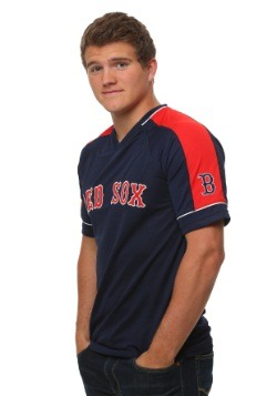 Boston Red Sox Lead Hitter Mens T-Shirt 2