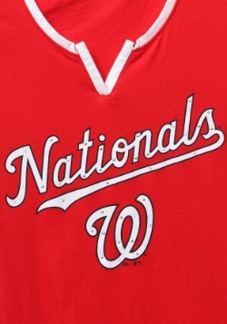 Washington Nationals Time to Shine Women's T-Shirt1