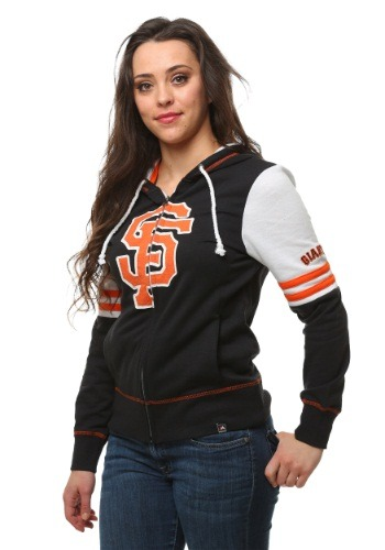 San Francisco Giants Big Time Attitude Women's Hoodie