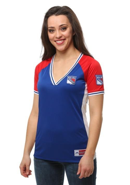 New York Rangers League Diva Women's T-Shirt