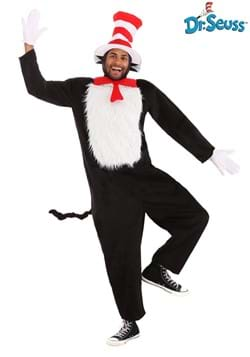 Adult Ultimate Cat in the Hat Costume