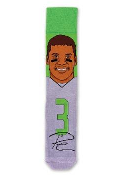 Russel Wilson NFL Socks