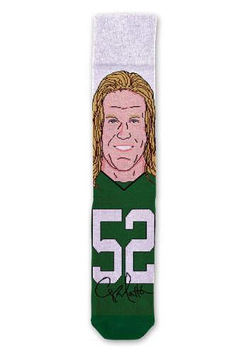 Clay Matthews NFL Socks