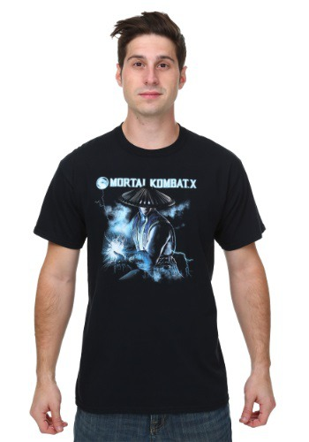Mortal Kombat X Raiden Mens T-Shirt
