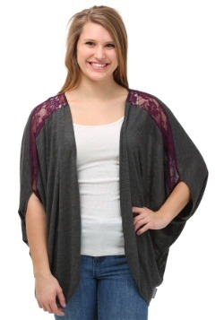 Hawkeye Women's Dolman Shrug