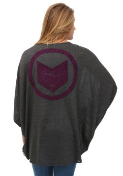 Hawkeye Women's Dolman Shrug2