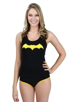 Batman Women's Underoos Tank Set