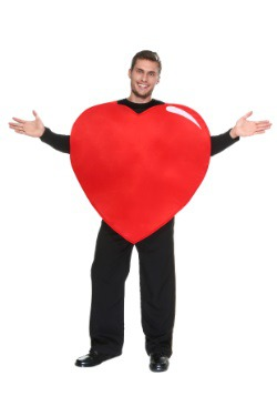 Adult Heart Costume
