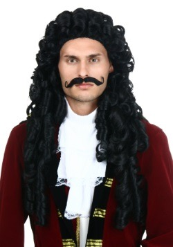 Elite Captain Hook Costume Wig