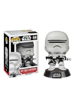 POP! Star Wars E7 First Order Flametrooper Vinyl Figure