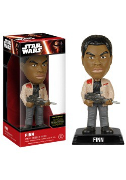 Star Wars E7 Finn Wacky Wobbler