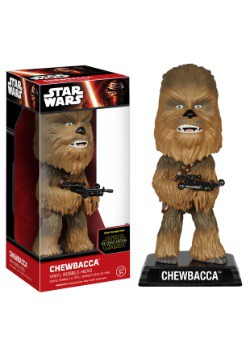 Star Wars E7 Chewbacca Wacky Wobbler