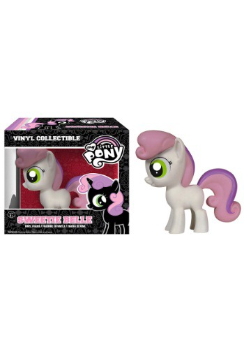 My Little Pony Sweetie Belle Vinyl Figure