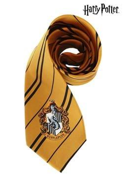 Yellow Hufflepuff Tie