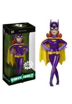 1966 Batman- Batgirl Vinyl Idolz Figure