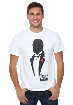 Godfather Silhouette Mens Shirt