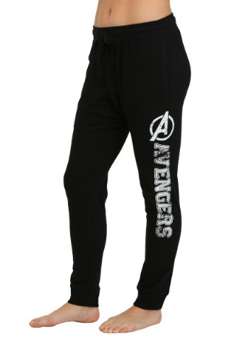 Marvel Avengers Black Jogging Pants