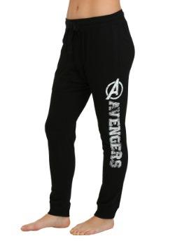 Marvel Avengers Black Jogging Pants