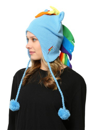 My Little Pony Rainbow Dash Laplander Hat