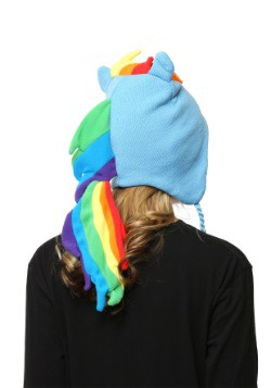 My Little Pony Rainbow Dash Laplander Hat2
