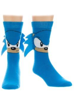 Sega Sonic Crew Sock