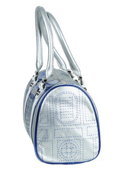 Star Wars R2D2 Bowler Purse2