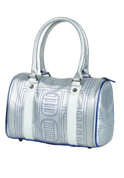 Star Wars R2D2 Bowler Purse3