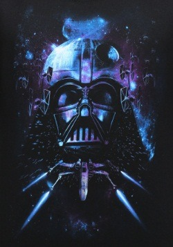 Star Wars Space Treason Mens Pull Over2