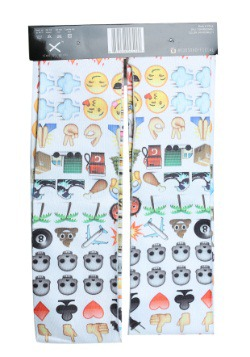 Emoji Knee High Odd Sox2