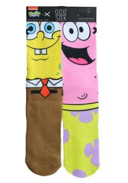 SpongeBob & Patrick Odd Sox