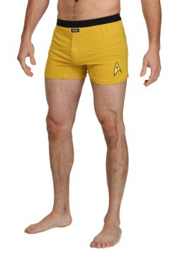 Star Trek Men's Boxers 3 Pack