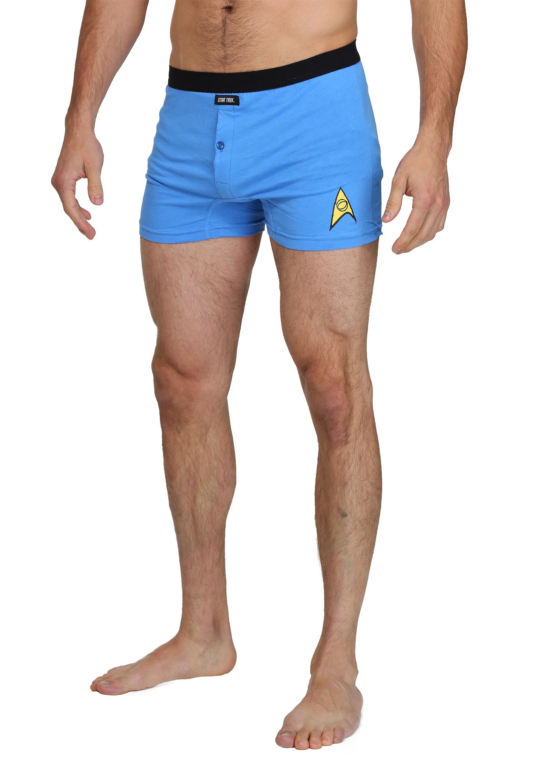 6275a350a0 Star Trek Men s Boxers 3 Pack2