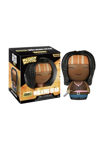Dorbz Walking Dead Michonne Vinyl Figure