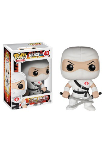 POP! G.I. Joe Storm Shadow Vinyl Figure